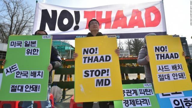 Will U.S. deploy THAAD system after N. Korean threats? - CNN.com - cnn.com