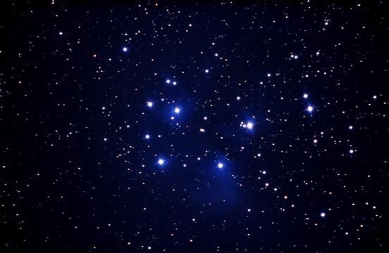 il cielo stellato e la magia delle costellazioni