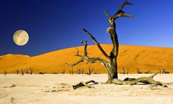 namibia suggestione e splendore