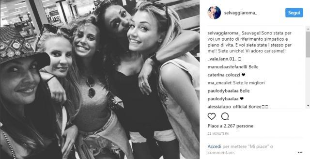Temptation Island 2017: arrivano nuovi video e selfie delle protagoniste.