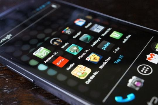 What are the five best Android Apps today?