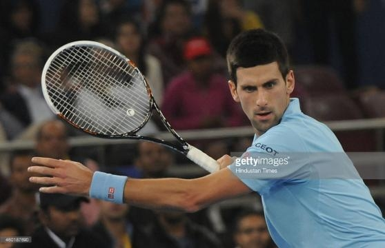 Novak Djokovic grabs the last available slot for the quarterfinals.
