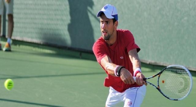 Novak Djokovic back in 2012 (Christian Mesiano/Flickr)
