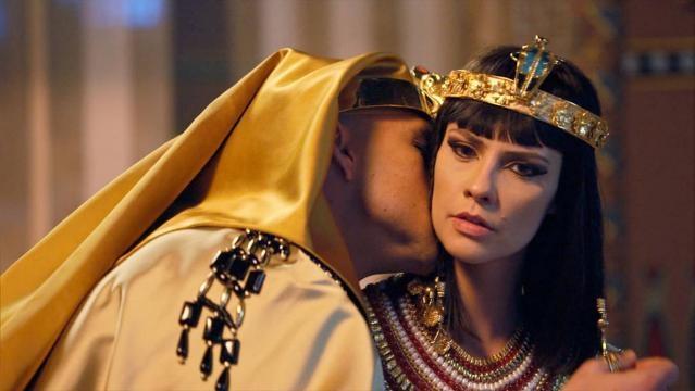 Ramses II tuvo numerosas esposas