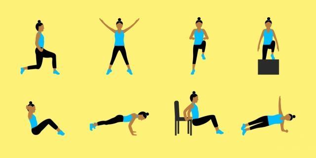 7 minuti workout, la tecnica di allenamento scientificamente provata
