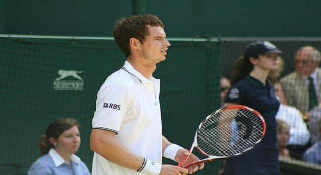Andy Murray back in 2009 (Paul Kane/Flickr)