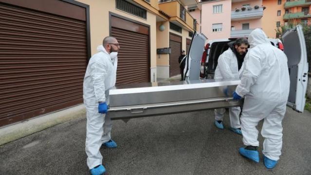 Badantă ucisă de fostul soț în Italia. Criminalul s-a predat