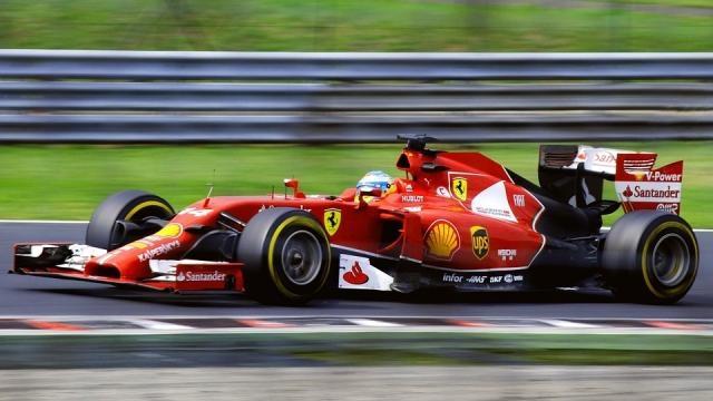 Ferrari - Formula 1 - Pixabay - CC BY