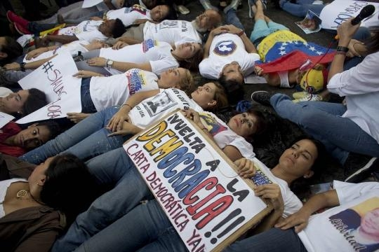 Pide Almagro a OEA pronunciar crisis humanitaria en Venezuela - com.mx