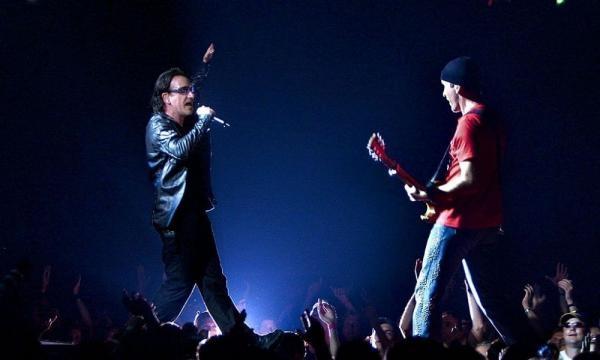 U2: la scaletta di