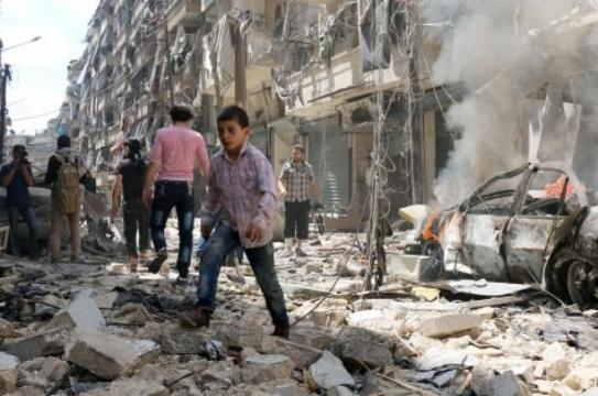 15 imágenes que muestran la destrucción en Alepo tras los últimos ... - huffingtonpost.es .