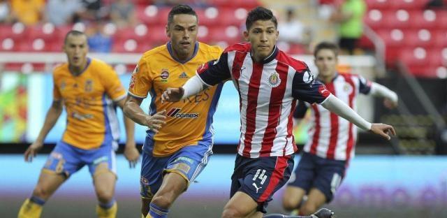 Definido día y horario del Tigres vs. Chivas - com.mx