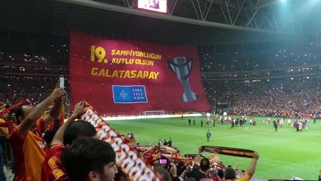 Championship Galatasaray Football - CC BY