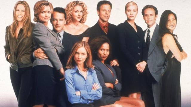 See the Cast of 'Ally McBeal' Reunite - ABC News - go.com