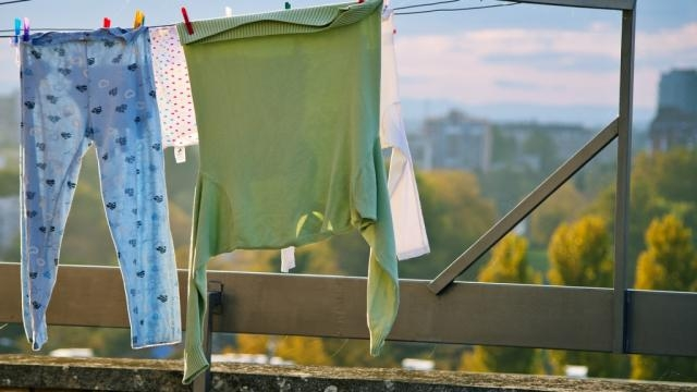 Victory! California guv signs bill to protect clotheslines   Grist - grist.org