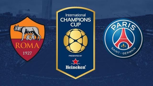 AS Roma and Paris Saint-Germain F.C. at Comerica Park   MLB.com - mlb.com
