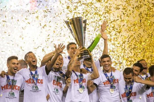 Fotogalería: México Campeón Copa Oro 2015 | BolaVip - bolavip.com