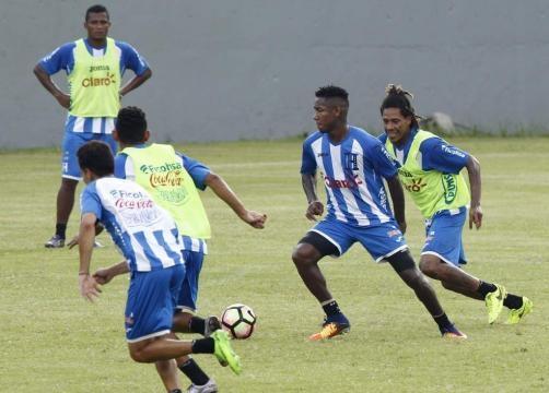 Jorge Luis Pinto afinó el plan Copa Oro ante el Honduras De El ... - elheraldo.hn
