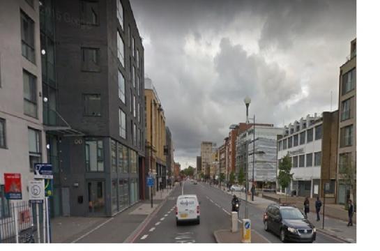 Kingsland Road, Hackney Google