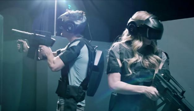 The Void : un parc d'attraction en réalité virtuelle