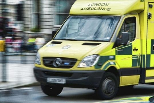 Credit: Wikimedia Commons. London Ambulance Service are responding to an increased amount of mental health emergencies