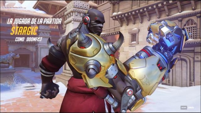 Latest Doomfist Update (Overwatch / YouTube)