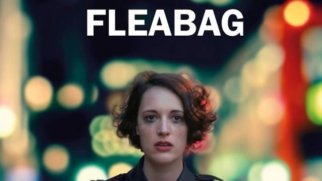 Phoebe Waller Bridge dans le rôle de l'héroïne Fleabag