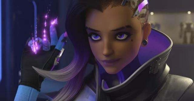 Sombra might play the antagonist (Overwatch / YouTube)