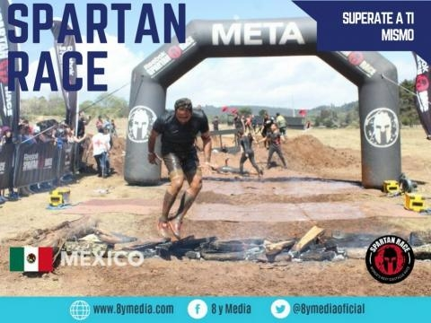 Spartan Race Super Juchitepec - Superando retos | 8 y Media - 8ymedia.com