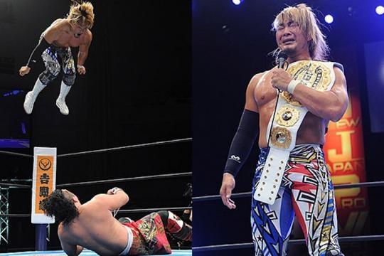 Tanahashi quiere conseguir su tercer G1 Climax 27. njpw.co.jp