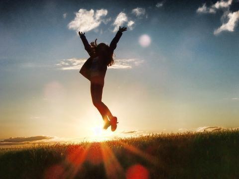 Motivational jump towards the sky- Max Pixel- freegreatpicture.com- Fujifilm FinePix S200exr