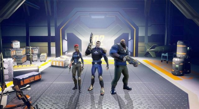 Agents of Mayhem, new game from creators of Saints Row - Flickr, BagoGames
