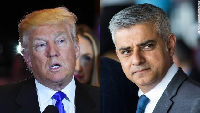 Donald Trump on London mayor's comments: 'Very rude' - CNNPolitics.com - cnn.com