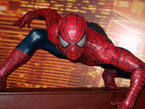 Spider-Man / Photo via Clara Jordan, Flickr