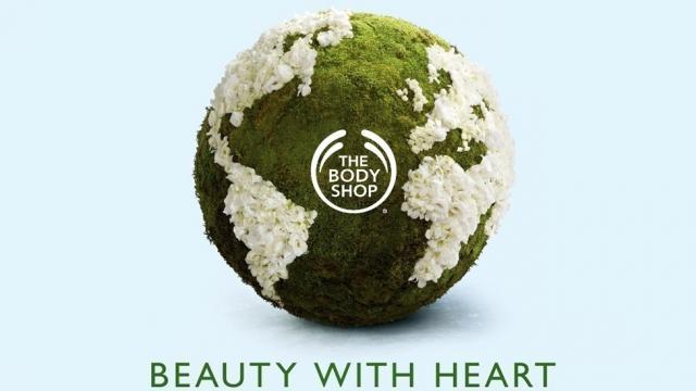 The Body Shop, une marque très active dans la protection des animaux !