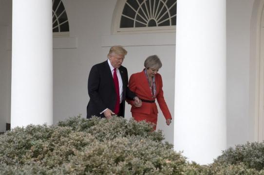 Trump state visit to U.K.(Image Credit: thestar.com)