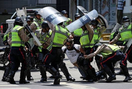 134 personas se mantienen detenidas... - Política | EL UNIVERSAL - eluniversal.com