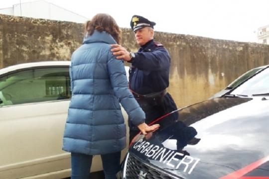 O badanta a furat pensia italianului