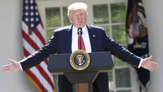 La era Trump | Decepción mundial e indignación ante la retirada de ... - rtve.es