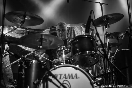 Marcos - baterista dos Equaleft