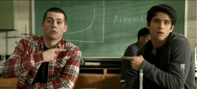 'Teen Wolf' will still be seeing Stiles Stilinski starring in Season 2B. (Image credit: The TeenW/YouTube)