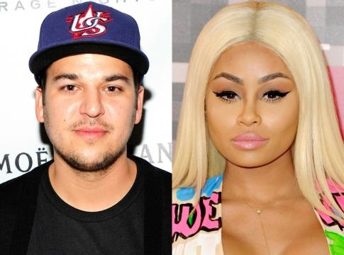 'Keeping Up with the Kardashians' star Rob Kardashian expresses his resentment towards Chyna on Instagram.