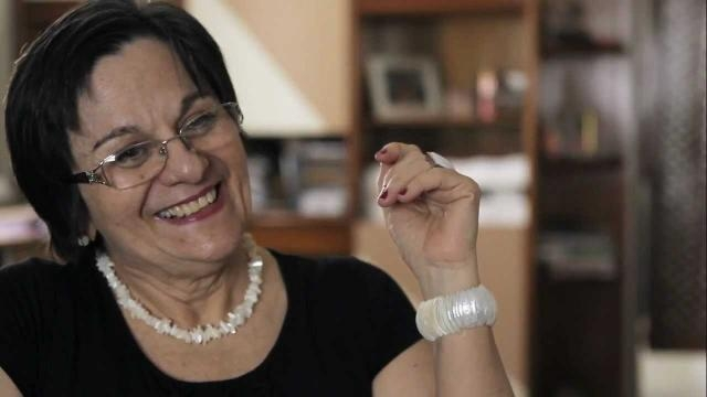 Maria da penha. Símbolo da força, determinação e coragem da mulher brasileira.