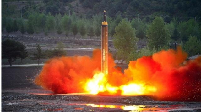 North Korea hails 'perfect weapon' that flew 780km, claims it can ... - scmp.com B N Support