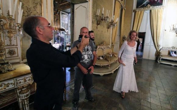 Palermo: Dolce e Gabbana al palazzo del Gattopardo