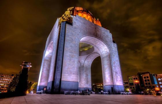 Monumento a la Revolución, tesoro escondido de la CDMX