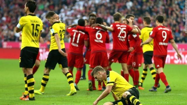 Bayern Munich beats Dortmund - CNN - cnn.com