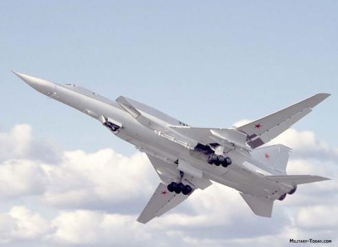 Un Tupolev-154 ruso sobrevoló la Casa Blanca