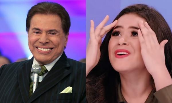Será que Silvio Santos já não acredita na atriz?