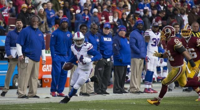 Sammy Watkins | Bills at Redskins 12/20/15 | Keith Allison | Flickr - flickr.com